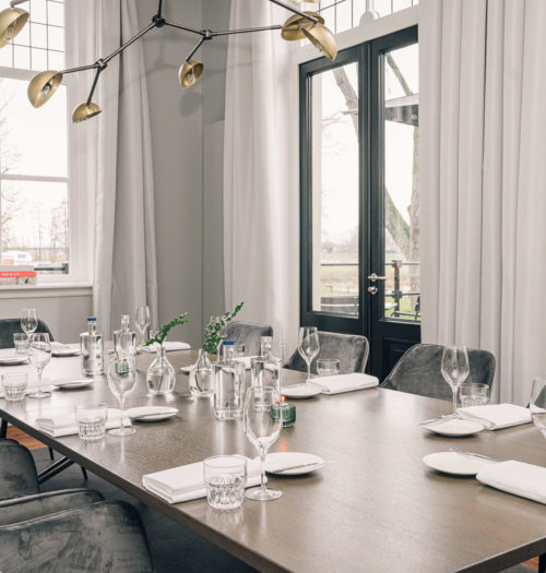 Private Dining Pillows Luxury Boutique Hotel Aan De IJssel