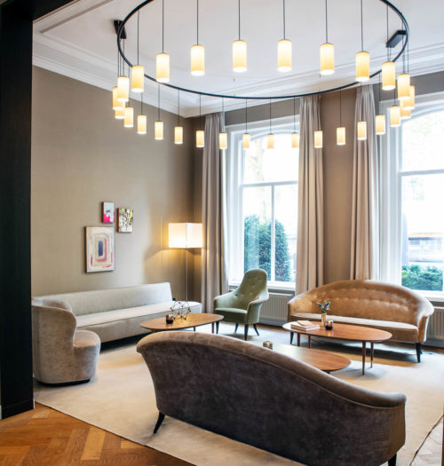 The Living Pillows Grand Boutique Hotel Ter Borch